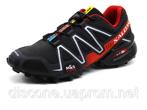 Кроссовки мужские Salomon Speedcross 3, комбинированные