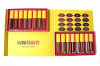 Набор Помад В Стиле Huda Beauty Victoria's Secret 16 Цветов В Наборе