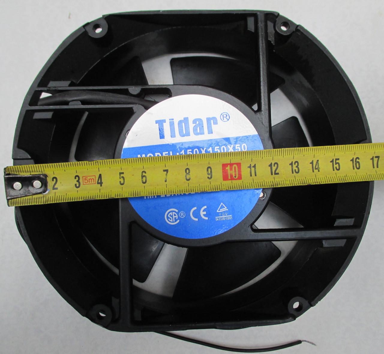 Вытяжной вентилятор 150Х170Х50, 220 V (овальный)
