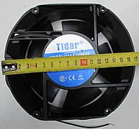 Вытяжной вентилятор 150Х170Х50, 220 V (овальный), фото 1