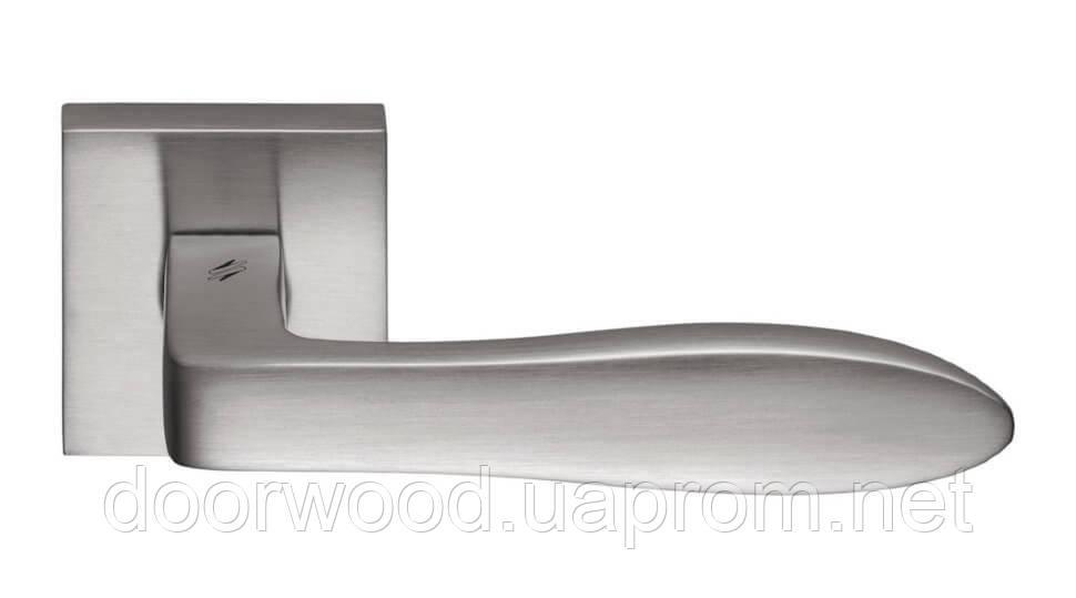 Дверная ручка Colombo Design Gilda MM21RSB матовый хром