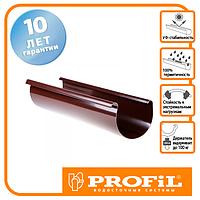 Ринва Profil 90 коричнева 3м