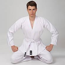 Кимоно для каратэ белое MATSA (240г на м2)