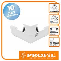 Кут Profil внутрішній 130 білий W 90°