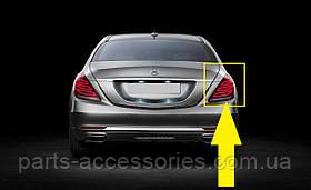 Задний стоп фонарь правый  Mercedes S W222 W 222 новый оригинал