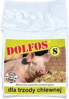 Премикс Дольфос для свиней 10 кг.  Польша