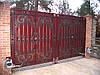 Монтаж и пусконаладка распашных ворот