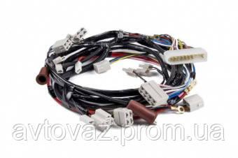 Жгут проводов передний ВАЗ 21214 Нива c омывателем и очистителем фар, в сборе, под заказ
