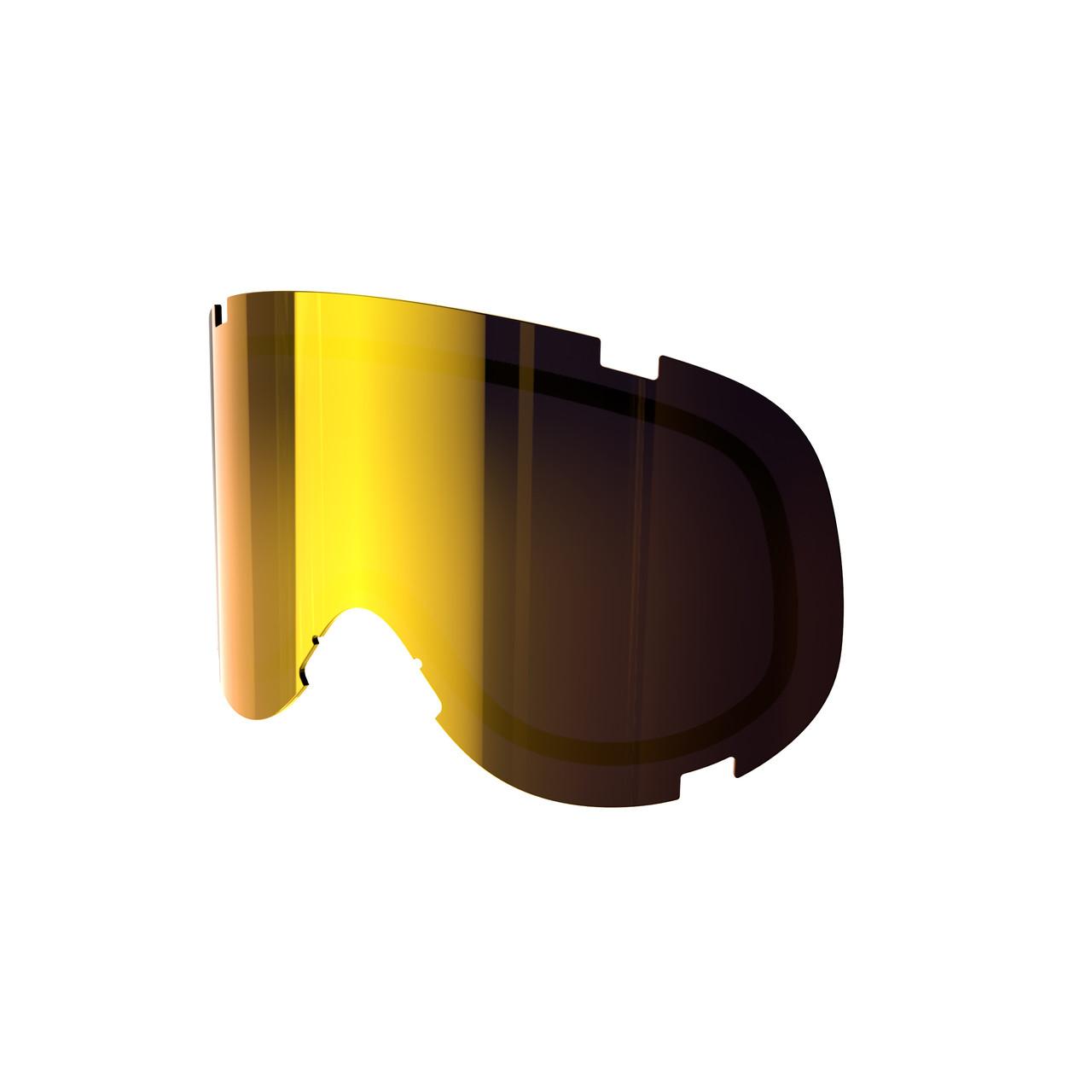 Cменная линза POC Cornea Spare Lens Pink/gold mirror