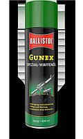 Масло оружейное Klever Ballistol Gunex Spray 400 ml (22254)