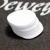Патчи Dewey для чистки оружия .30-.35 калибра круглые 2 дюйма 500 шт/уп (BP-271)