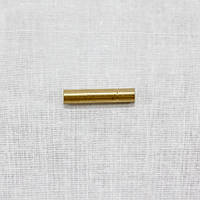 Адаптер Dewey латунный для шомпола .22 калибра с резьбы 8/36 F на резьбу 8/32 F (SMBA)