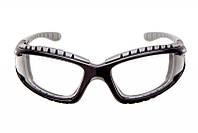 Очки защитные Bolle Tracker с прозрачными линзами (TRACPSI)