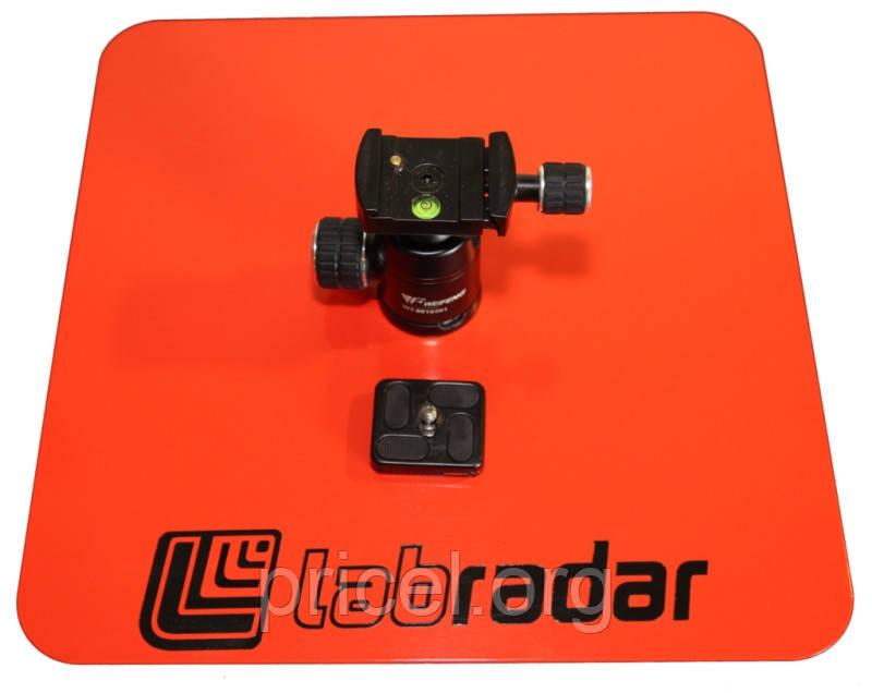 Подставка LabRadar Bench Rest Plate