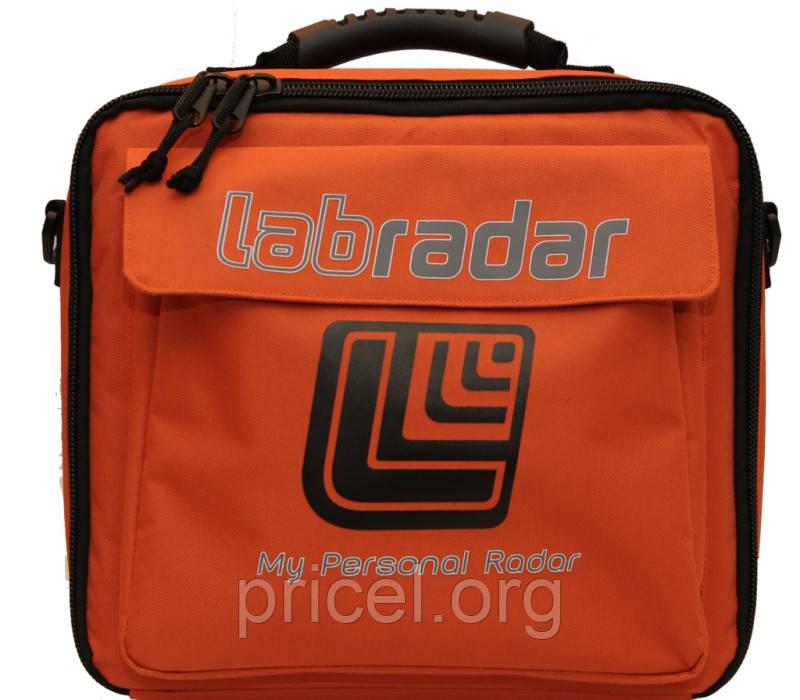 Сумка LabRadar Padded Carrying Case Nylon Orange