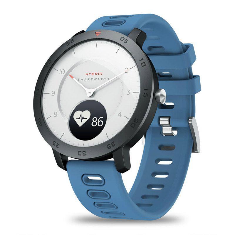Zeblaze HYBRID гибридные смарт-часы - Синий