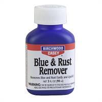 Средство для удаления воронения и ржавчины Birchwood Casey Blue and Rust Remover 3 oz / 90 ml (16125)