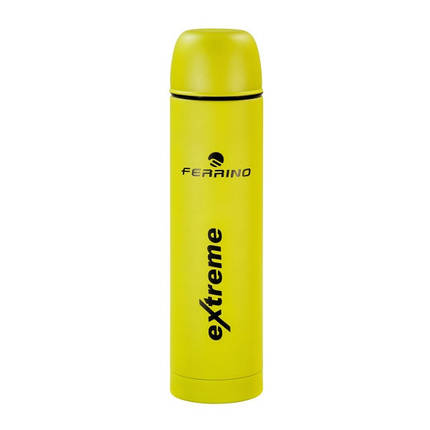 Термос Ferrino Extreme Vacuum Bottle 0.5 Lt Yellow + (БЕСПЛАТНАЯ ДОСТАВКА ПО УКРАИНЕ), фото 2