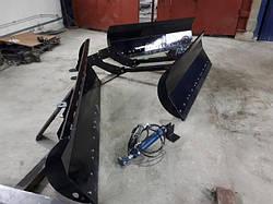 Навісне обладнання на трактор