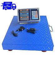 Товарные весы беспроводные WI-FI 200 кг.  Рыночные   Площадка 35*45см