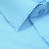Сорочка чоловіча, приталена (Slim Fit), з довгим рукавом Birindelli 512370 80% бавовна 20% поліестер L(Р), фото 2
