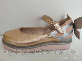 Детские Туфли Bistfor Украина 89701 Для девочек Розовый размер 26