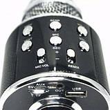 Микрофон Караоке WS858, фото 2