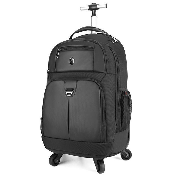 Дорожный рюкзак на колесах, чемодан Arctic Hunter LG1500165, с тремя отделениями, 45л