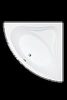 Ванна Besco MIA 130х130 без панельки, ніжок, ручок