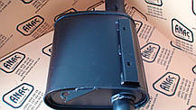 331/35702 Глушитель на JCB 3CX, 4CX, фото 3