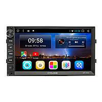 Автомагнитола 2 DIN CYCLONE MP-7046A AND на Android с WiFi, GPS навигацией и Bluetooth