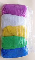 Бахилы Полиэтиленовые Sangig 3,5 гр./пара 100 шт. Разноцветные (5 цветов) (МЕДИЦИНСКИЕ, ОДНОРАЗОВЫЕ)