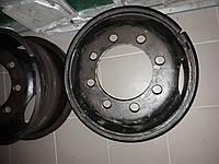 Диск колесный ЗИЛ-130, 133ГЯ в сборе с кольцами