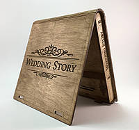 Шкатулка, коробка для фотографий и флешки