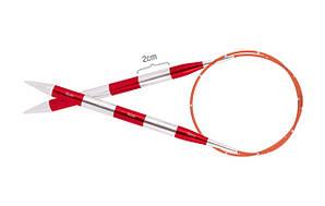 Спиці кругові 40см KnitPro SmartStix