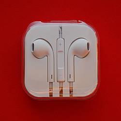 Наушники EarPods iPhone 5, 5s, 6, 6 Plus, 6s