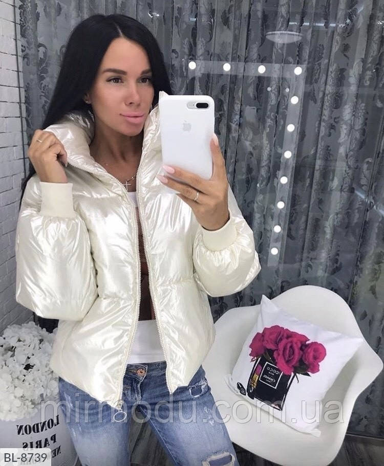 Женская куртка осень-зима BL-8739 р:42,44,46 059525
