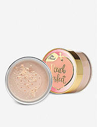 Рассыпчатая пудра Too Faced Peach Perfect mattifying loose setting powder (34.87g)