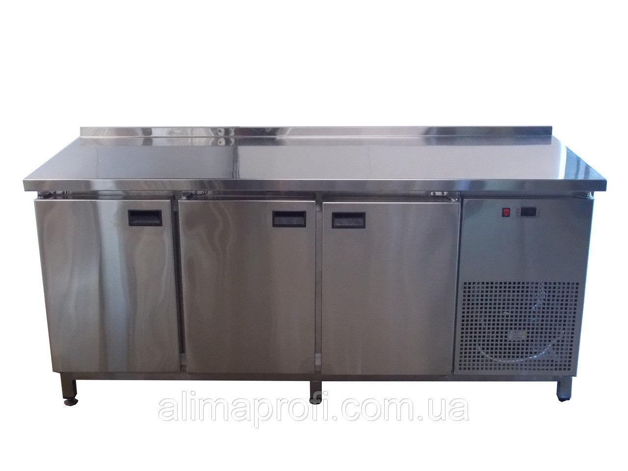 Холодильный стол 3 двери - TEHMA