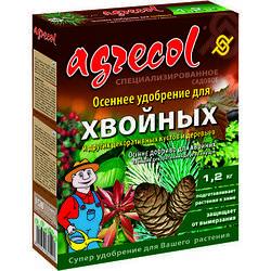 Удобрение Agrecol осеннее для хвойных, 1.2 кг