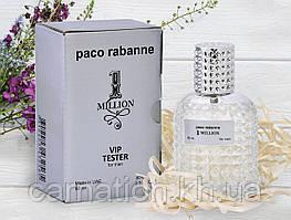 Тестер Paco Rabanne 1 Million Vip  (Пако Рабан 1 Миллион) 60 мл