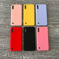 TPU чехол накладка Candy для Samsung Galaxy M10 (6 цветов)