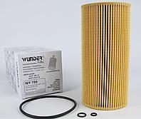 Фильтр масляный MB Sprinter/Vito TDI (OM601/602) 1996-2000 — Wunder (Турция) —WY-700