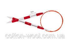 Кругові спиці 40 см KnitPro SmartStix №2