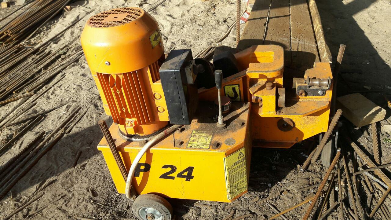 Аренда рубочного станка для арматуры GMS Power 24