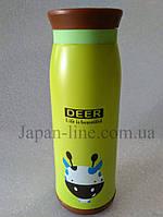 Термос детский Henks TD-305 green 0,5 л, фото 1