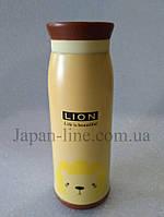 Термос детский Henks TD-305 yellow 0,5 л, фото 1