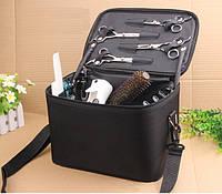 Большой чемодан для парикмахерских инструментов