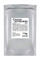 Какао Santa Bar (Cacao in polvere Bar) 1 кг Италия
