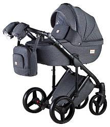 Детская коляска универсальная 2 в 1 Adamex Luciano Q3 (Адамекс Лусиано, Польша)